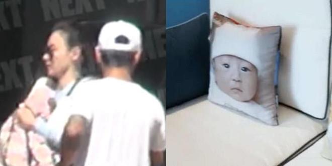 Hình ảnh hiếm hoi của con trai út Trương Bá Chi-1