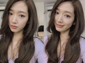 Tái xuất với mái tóc dài óng ả, Park Shin Hye gây sốt với nhan sắc tựa nữ thần