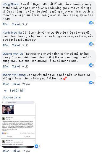 Phan Thành tuyên bố buông bỏ Midu, fans đồng loạt náo loạn Facebook yêu cầu mỹ nhân cho thiếu gia cơ hội làm lại-2
