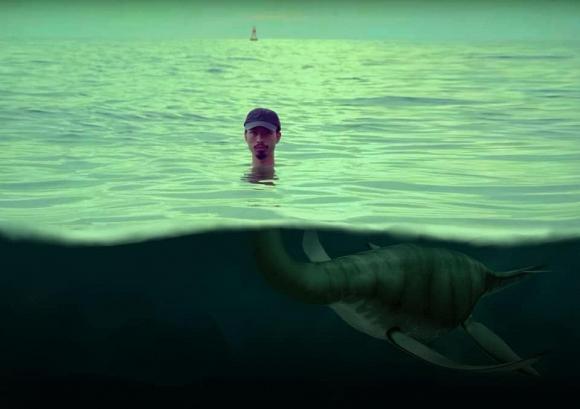 Cười ná thở với loạt ảnh chế MV mới của Đen Vâu: Không có tiền thì mình làm nhạc dưới ao-6