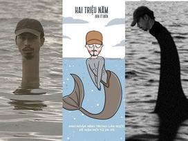 Cười 'ná thở' với loạt ảnh chế MV mới của Đen Vâu: Không có tiền thì mình làm nhạc dưới ao