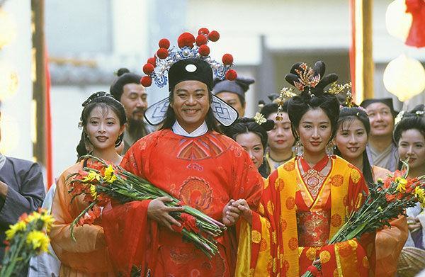 7 bộ phim hài TVB coi chục lần vẫn muốn cười xỉu-2