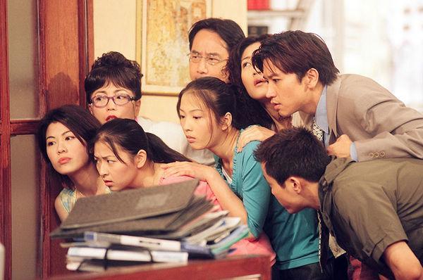 7 bộ phim hài TVB coi chục lần vẫn muốn cười xỉu-8