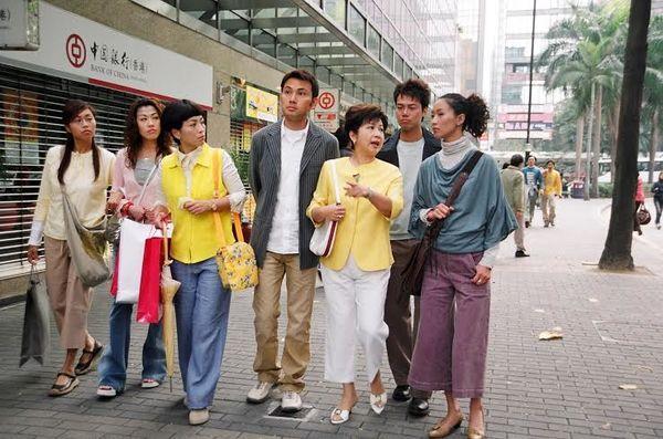 7 bộ phim hài TVB coi chục lần vẫn muốn cười xỉu-12