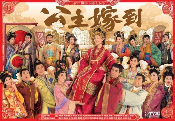 7 bộ phim hài TVB coi chục lần vẫn muốn cười xỉu-13