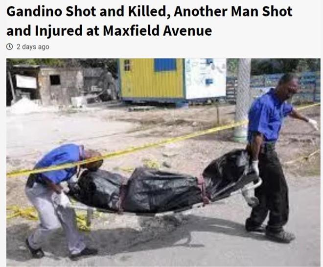Anh trai của tiền đạo Hải Phòng bị bắn chết ngay tại nhà-1