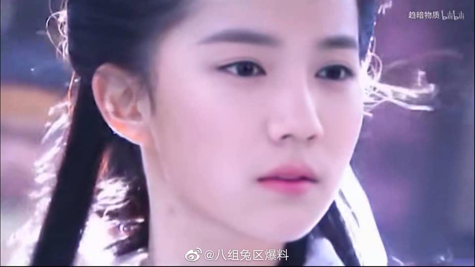 Lộc Hàm trong tạo hình Tiểu Long Nữ khiến dân mạng choáng váng vì đẹp chẳng kém Lưu Diệc Phi-2