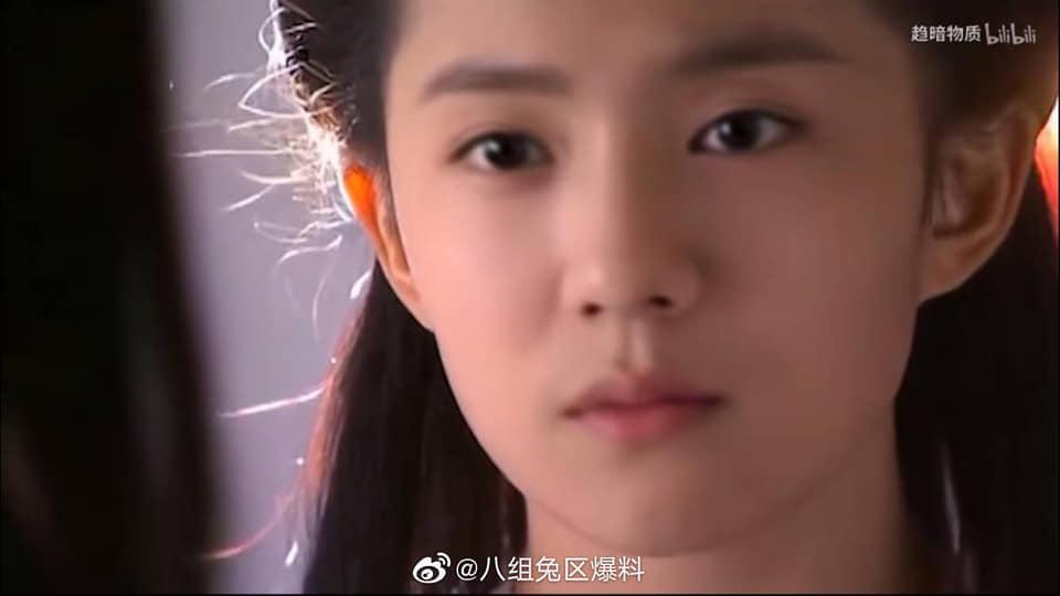 Lộc Hàm trong tạo hình Tiểu Long Nữ khiến dân mạng choáng váng vì đẹp chẳng kém Lưu Diệc Phi-3