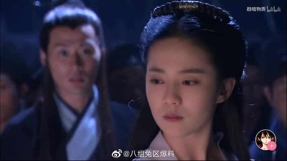 Lộc Hàm trong tạo hình Tiểu Long Nữ khiến dân mạng choáng váng vì đẹp chẳng kém Lưu Diệc Phi-4