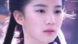 Lộc Hàm trong tạo hình Tiểu Long Nữ khiến dân mạng choáng váng vì đẹp chẳng kém Lưu Diệc Phi