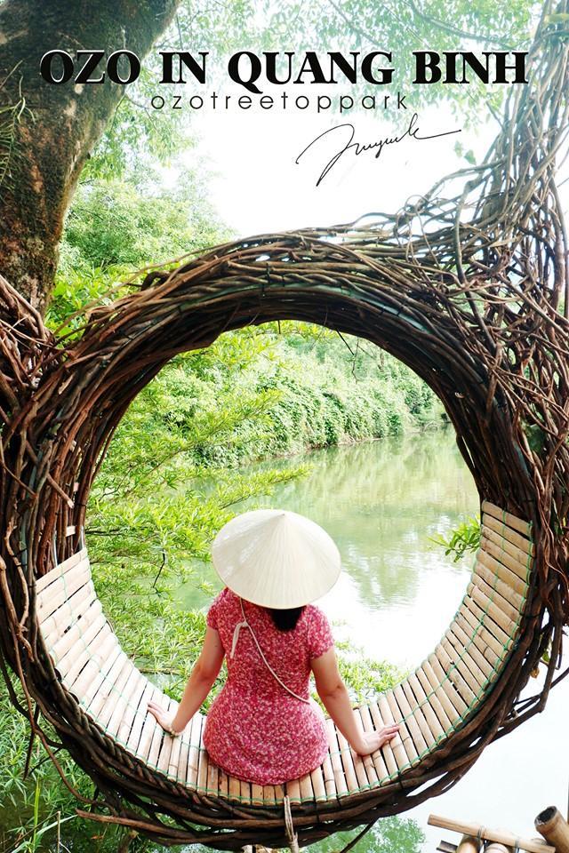 Công viên Ozo Quảng Bình – Địa điểm tránh nóng mới trong hè này