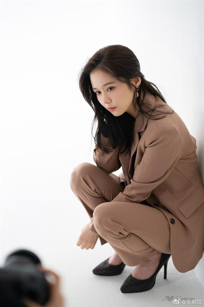 Jang Nara liên tiếp khiến fan loạn nhịp với gương mặt không chút nếp nhăn, U40 mà như gái 18-3