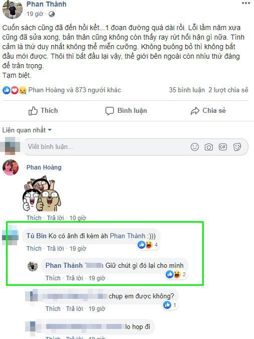 Midu làm điều cực bất ngờ khi bị fans náo loạn Facebook yêu cầu quay trở lại với thiếu gia Phan Thành-1