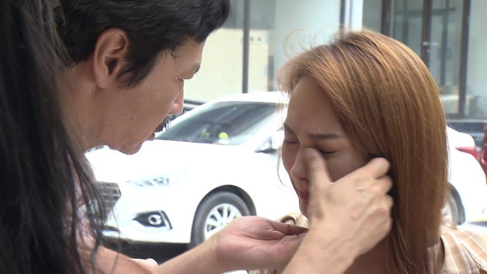 Trung Anh chứng kiến nhiều lần Bảo Thanh đổ nước mắt vì Về nhà đi con-1
