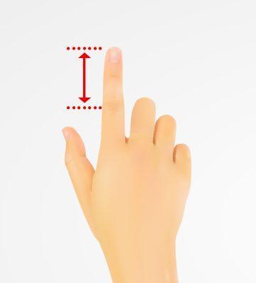 3 giây nhìn ngón tay trỏ biết ngay tính cách, số làm sếp hay làm công ăn lương-1