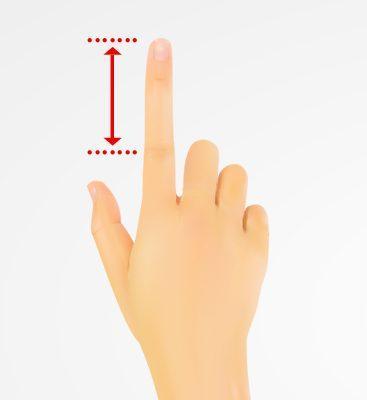 3 giây nhìn ngón tay trỏ biết ngay tính cách, số làm sếp hay làm công ăn lương-2