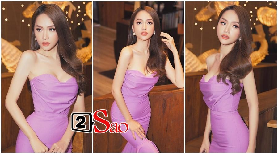 Ngoài dáng pose tung cánh, Hương Giang có biểu cảm chụp ảnh môi hở răng lạnh rập khuôn 1000 kiểu như 1-4