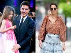 Katie Holmes bác tin Suri không phải con ruột Tom Cruise