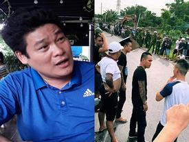 Tạm đình chỉ 2 trung tá vụ giang hồ vây xe công an ở Đồng Nai
