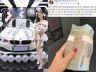 VIỆT NAM NÓI LÀ LÀM: Thúy Vi tậu xế hộp nhiều tỷ đồng và khẳng định mua bằng tiền 'nói không với gái ngành'