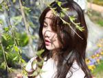 'Em gái mưa' Kim So Hyun xinh đẹp trong ảnh hậu trường ngập tràn không khí thanh xuân