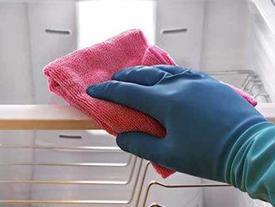 10 mẹo nhỏ khử sạch mùi hôi trong tủ lạnh ngay tức khắc