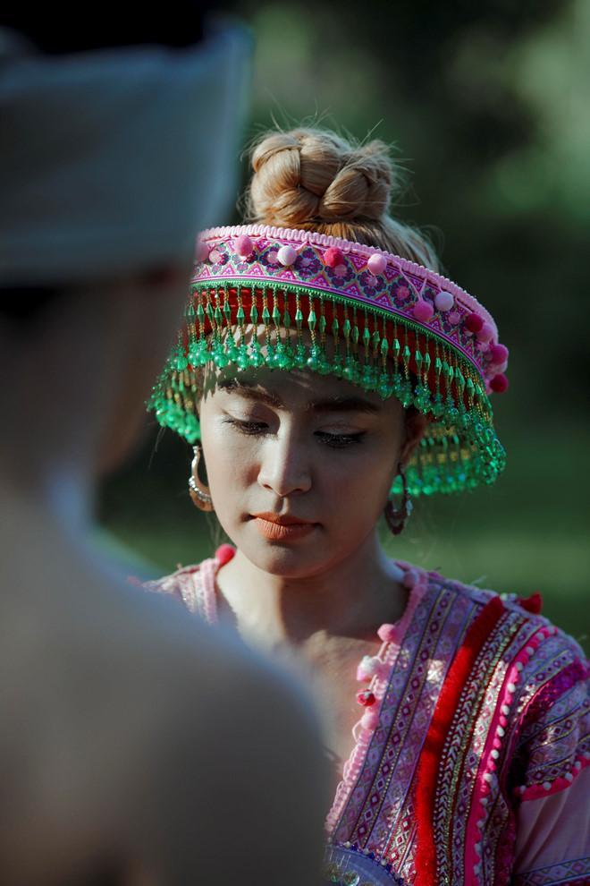 Lý do Hoàng Thùy Linh chọn trang phục dân tộc Mông trong MV mới-6