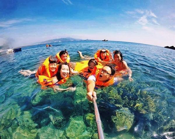 Đến Quy Nhơn để thưởng cảnh như biển trong vắt tựa Maldives-5