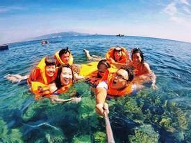 Đến Quy Nhơn để thưởng cảnh như biển trong vắt tựa Maldives