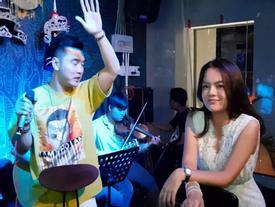 Ưng Hoàng Phúc hát hit 'Hongkong 1' cực hay, Phạm Quỳnh Anh say xỉn vẫn nhiệt tình nhảy phụ họa