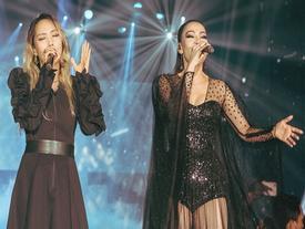 'Báu vật Hàn Quốc' So Hyang bị vặn nhỏ mic khi song ca với Thu Minh, dân mạng nổi điên tố ê kíp 'Diva' chơi xấu nghệ sĩ nước bạn