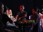 Lần đầu lên sóng gameshow, Bà Tân Vlog 'đại náo' với 4 đĩa đồ ăn siêu cay khổng lồ khiến khán giả kinh ngạc