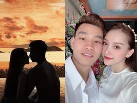 Bạn gái Văn Thanh đăng ảnh ngọt ngào, fan giục: 'Cưới nhau đi'