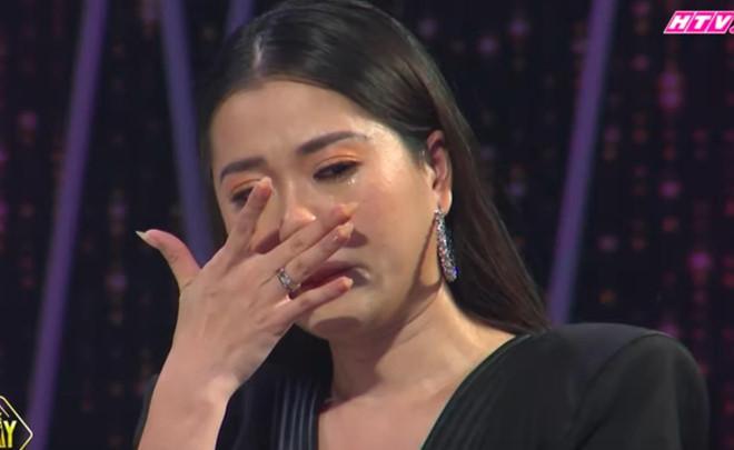 Lâm Vỹ Dạ khóc khi Lê Lộc từ chối lời tỏ tình của diễn viên Tuấn Dũng-2