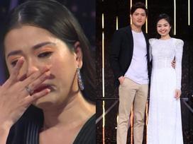 Lâm Vỹ Dạ khóc khi Lê Lộc từ chối lời tỏ tình của diễn viên Tuấn Dũng