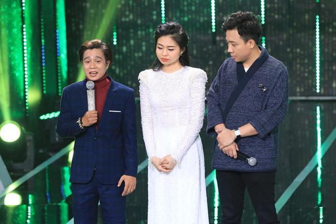 Lâm Vỹ Dạ khóc khi Lê Lộc từ chối lời tỏ tình của diễn viên Tuấn Dũng-1