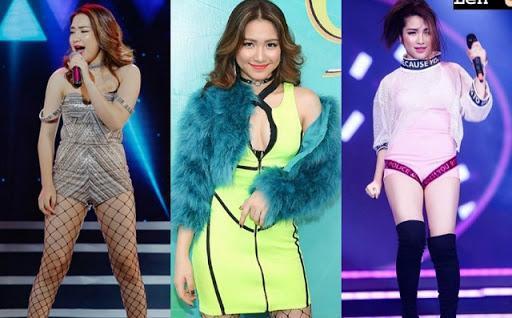 Đi diễn 10 show hết 8 show diện đầm công chúa, Hòa Minzy tiết lộ nguyên nhân-4