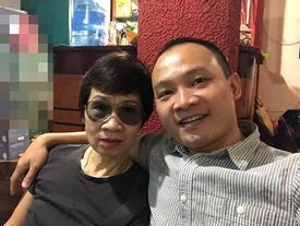 Lần hiếm hoi khoe ảnh mẹ ruột, con trai nổi tiếng của MC Lại Văn Sâm gây xôn xao với dòng status cực lạ