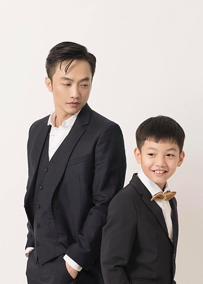 Hồ Ngọc Hà - Cường Đô La tái hợp trong dịp sinh nhật của con trai Subeo-6