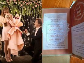 Ca sĩ Thu Thủy và bạn trai kém 10 tuổi cưới vào tháng 7?