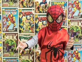 Ghé thăm thiên đường của các fan siêu anh hùng ở Singapore