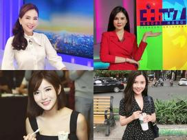 Bốn nữ MC, BTV 9X xinh như hot girl của đài truyền hình