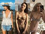 Hotgirl mặt xinh dáng chuẩn nổi tiếng với giới trẻ Đài Loan-7