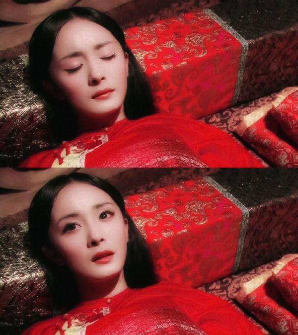 Vai phản diện mà Dương Mịch diễn lúc trẻ là đẹp nhất, thần thái không chê vào đâu được-1
