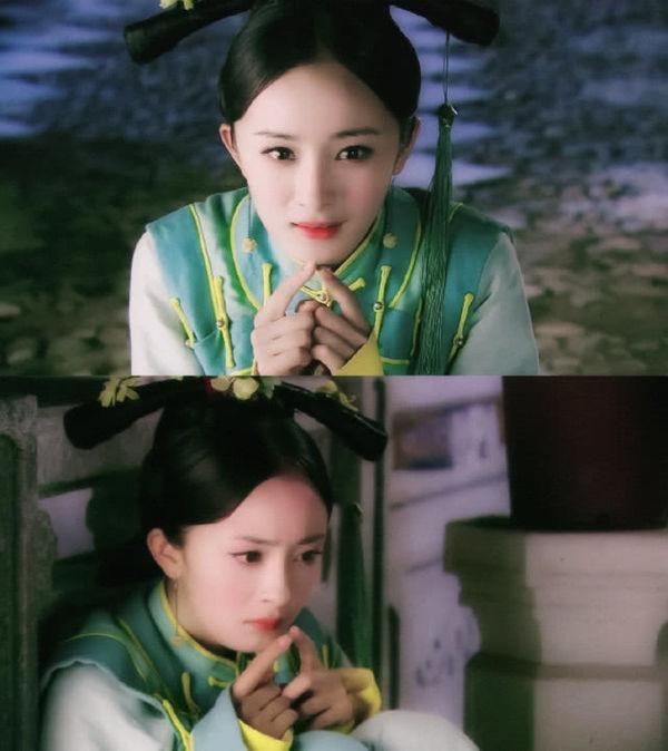 Vai phản diện mà Dương Mịch diễn lúc trẻ là đẹp nhất, thần thái không chê vào đâu được-3