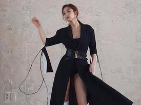 Khỏi cần photoshop, Park Min Young vẫn khiến vạn người mê với thân hình gợi cảm đến ngỡ ngàng