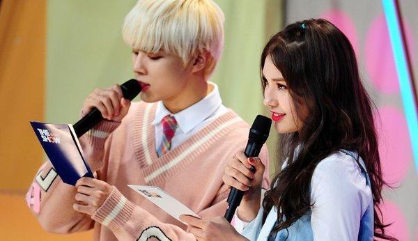 Trước khi tỏa sáng ở Produce X 101, Kim Wooseok từng bị dìm xuống đáy sâu tuyệt vọng vì scandal quấy rối Jeon Somi-3