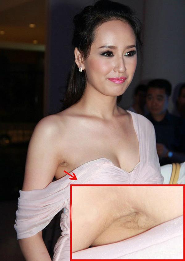 Đâu chỉ riêng Ngọc Trinh, nhiều mỹ nhân Việt xinh tuyệt đỉnh nhưng vùng nách thâm đen lại không thể giấu đâu cho kỹ-2