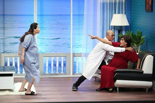 Lâm Vỹ Dạ - từ diễn viên hài được yêu thích đến nhiều lần bị chỉ trích vì kém duyên-2