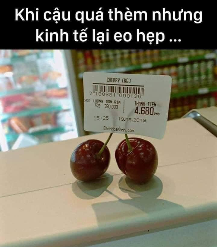 Thánh lầy nhất mạng xã hội, vào siêu thị chỉ để mua 1 quả vải với lý do chết cười-3